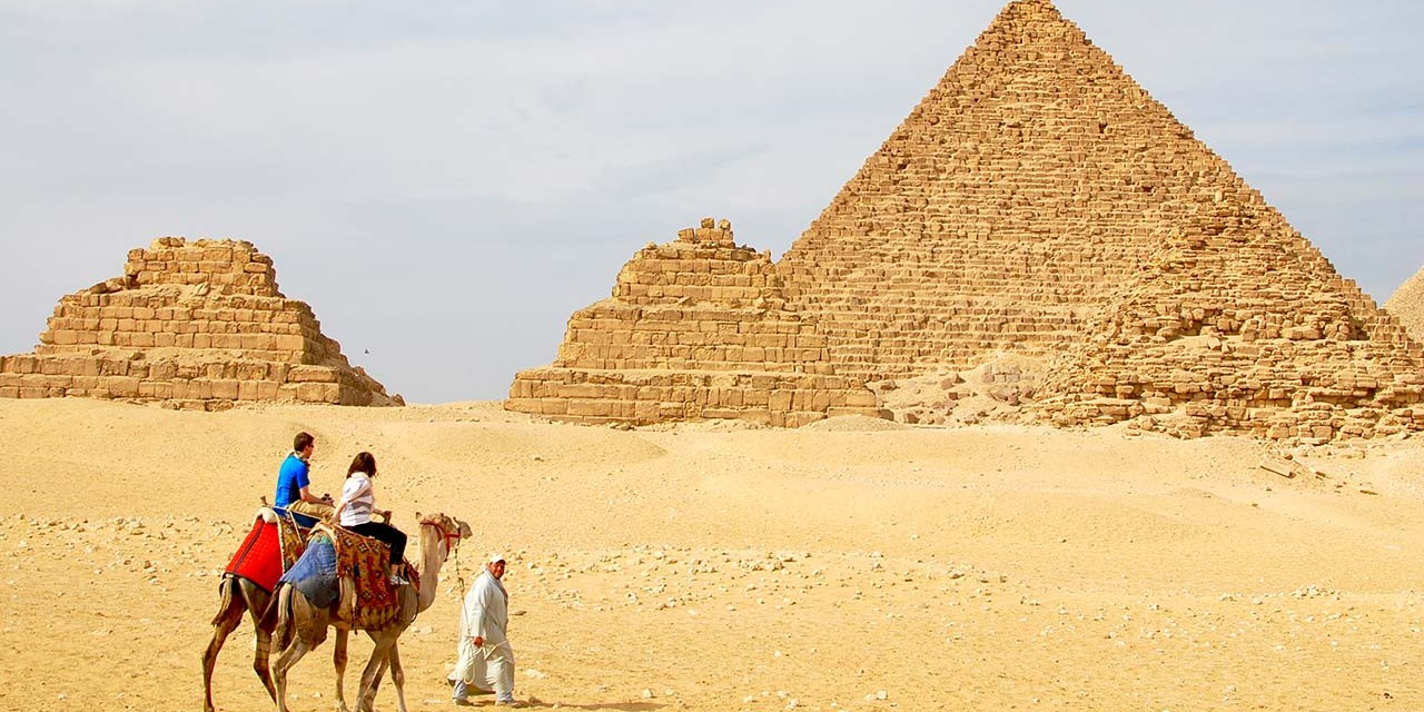 Tour of the Pyramids.
