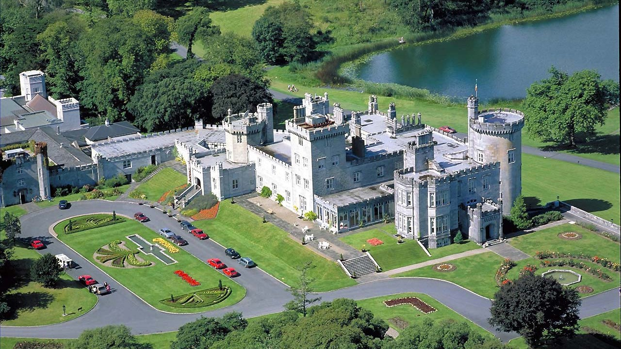A castle in Ireland.