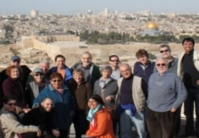 Reconstructionist Tour To Israel