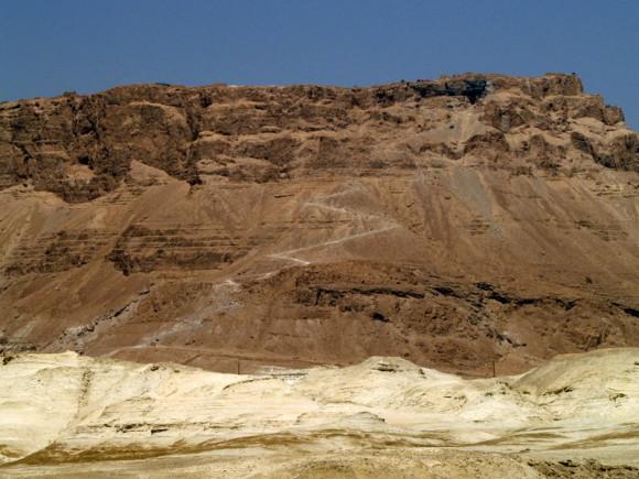 Snake Path - Masada National Park