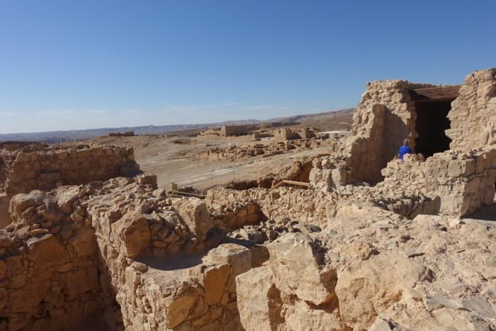 Masada Ruins, Israel