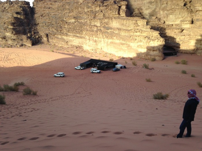LunchWadiRum