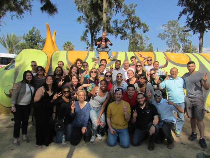 Valparaiso University Law Students at Sderot