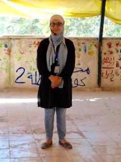 Sania from Silwan