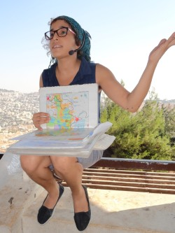 Sharon from ICHAD